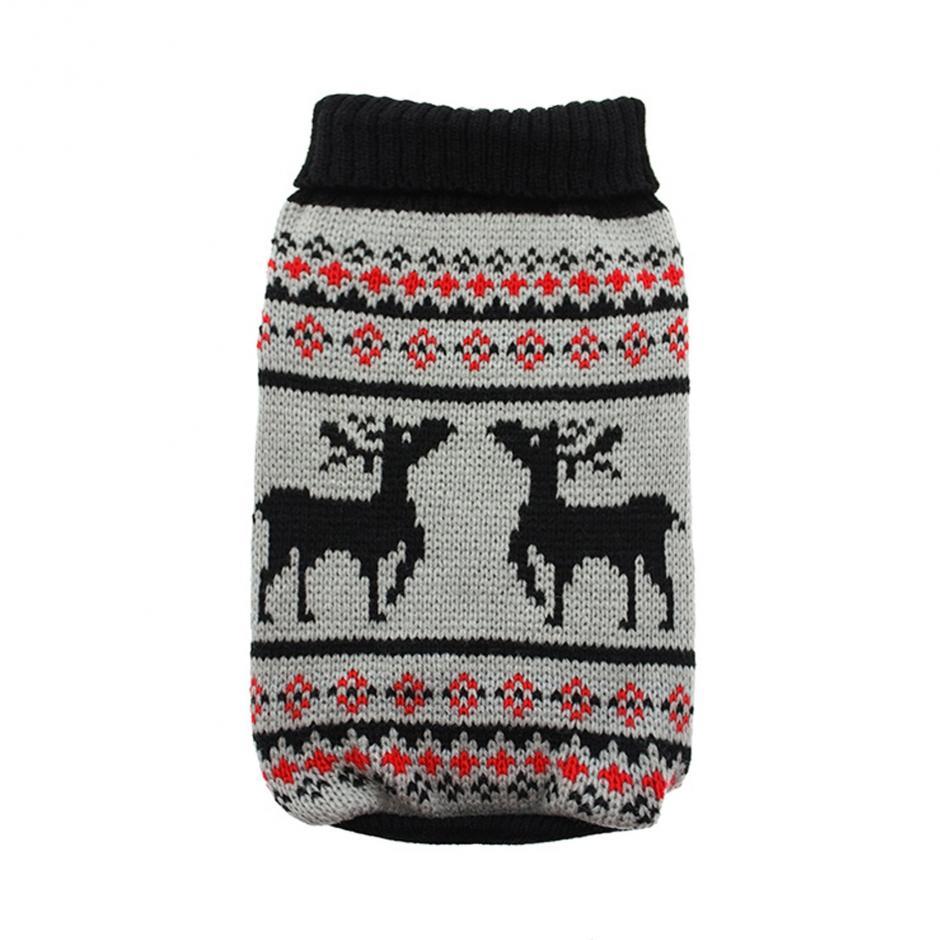 Stickad Jultröja - Reindeer