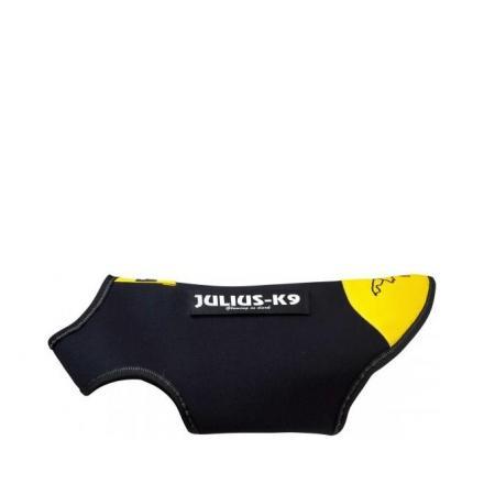 Julius-K9 IDC Hundväst - Svart / Gul