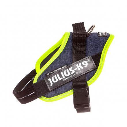 Julius-K9 IDC Sele Jeans Neonkant