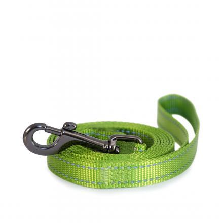 Iris Nylonkoppel - Grön