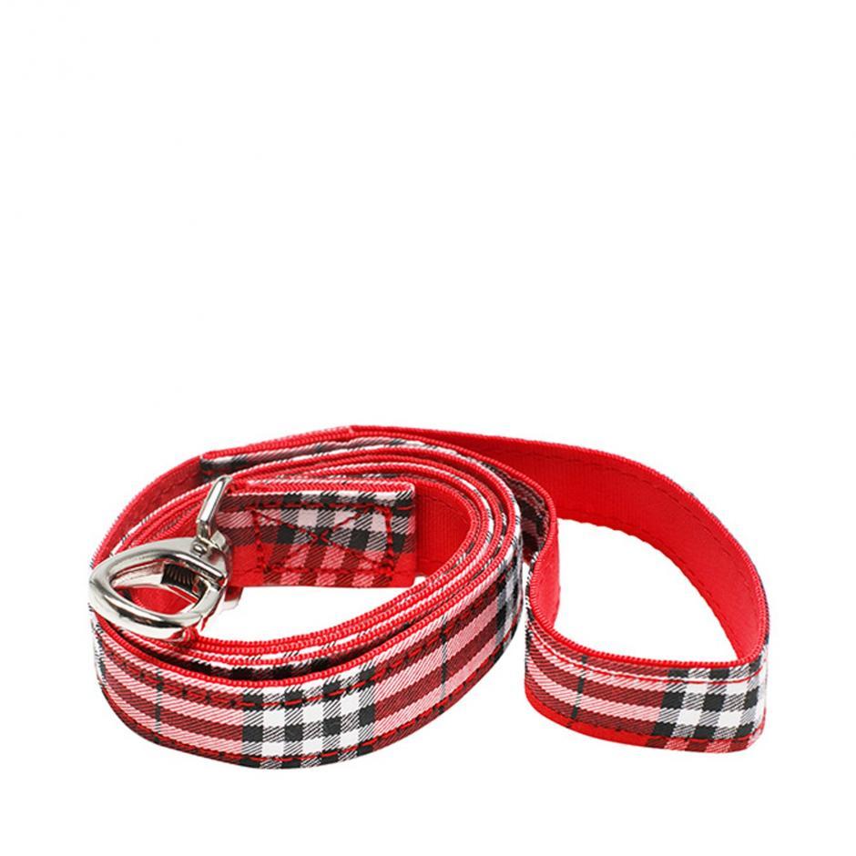 Urban Pup Koppel - Red Tartan