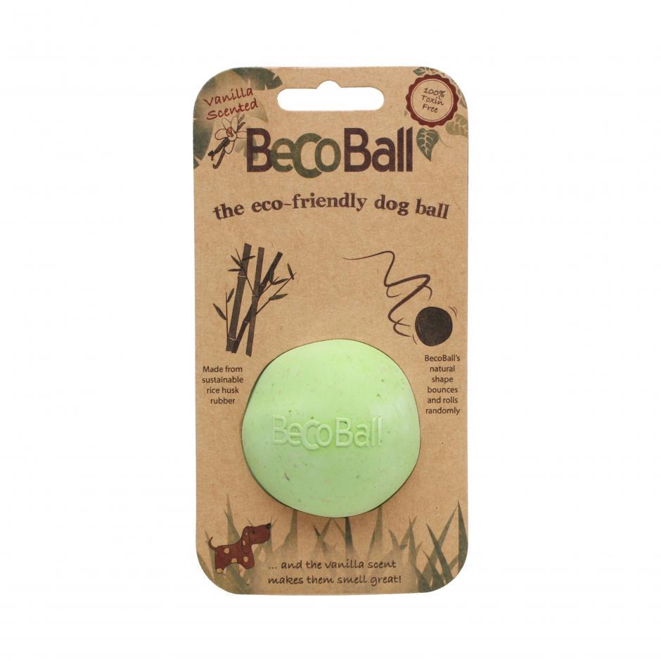 Beco Ball Hundleksak - Grön