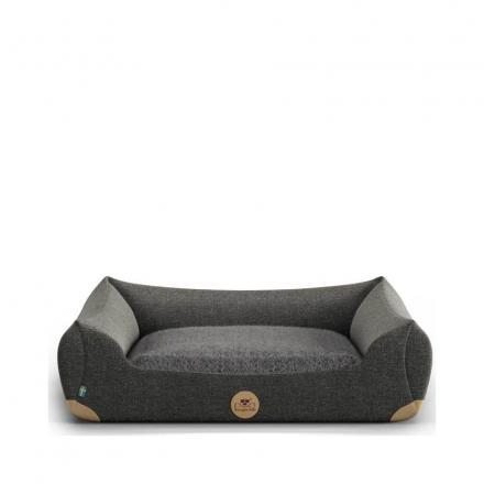 Sömnig Hundbädd - Rymdgrå