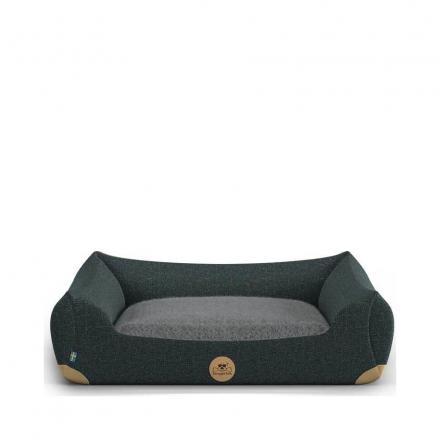 Sömnig Hundbädd - Marinblå