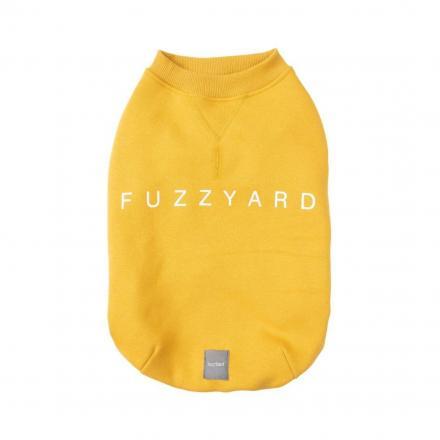 FuzzYard Hundtröja - Mustard