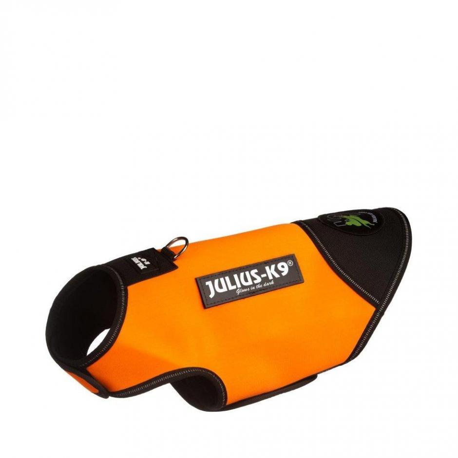 Julius-K9 IDC Hundväst - Orange / Svart